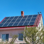 Солнечнае электростанция Одесса модули Prolog Semicor