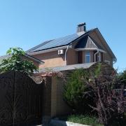 Солнечная электростанция Сумы. модули Пролог Семикор