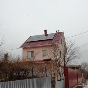 Зеленый тариф в Украине электростанция
